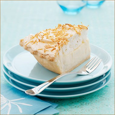 coconut butter pie
