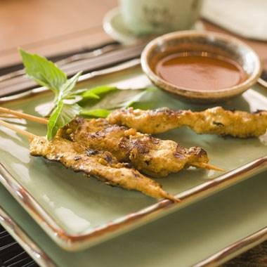 Light Satay Chili Garlic Sauce