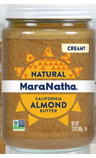 MaraNatha Almond Butter Creamy No Stir