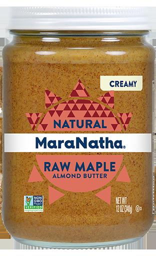 MaraNatha Almond Butter Maple Creamy