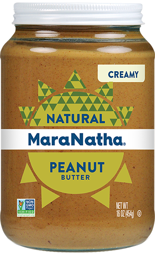 MaraNatha No Stir Peanut Butter Creamy