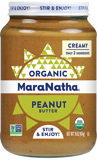 MaraNatha Peanut Butter Organic Creamy