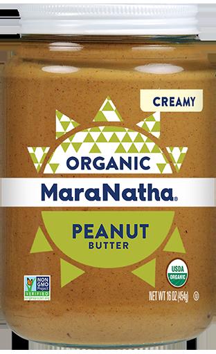 MaraNatha Peanut Butter Organic Creamy No Stir