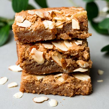 MaraNatha Almond Bars Recipe