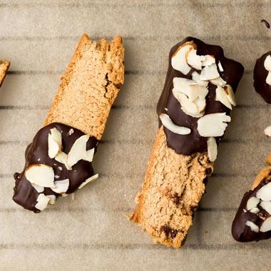 MaraNatha Almond Biscotti Recipe